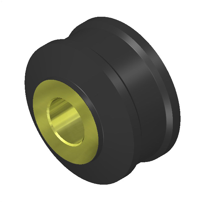Vulcanite Rubber Bushings